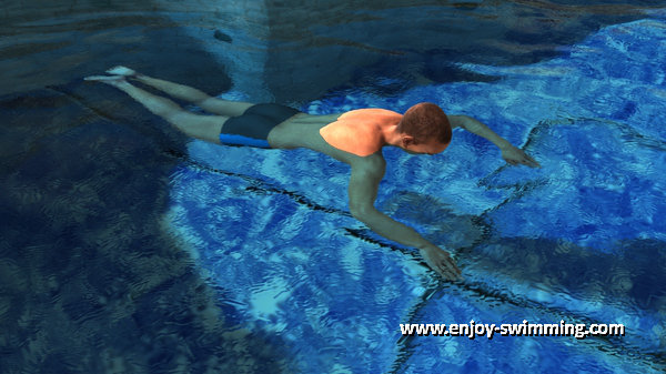 Breaststroke Arms - Catch