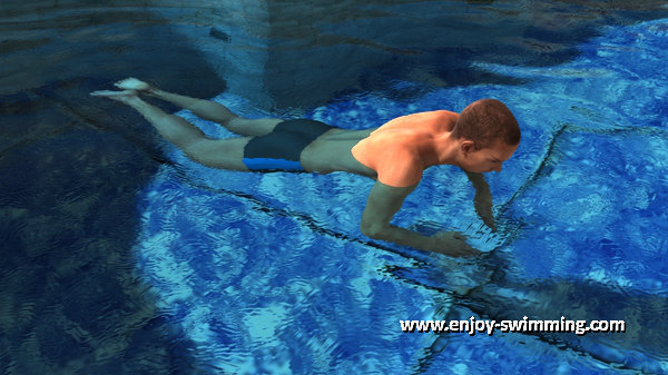 Breaststroke Arms - Insweep