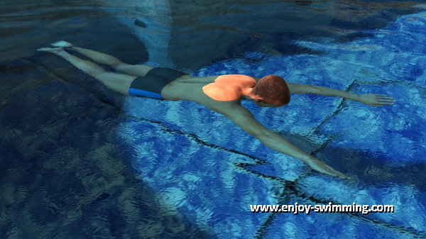 Breaststroke Arms - Outsweep