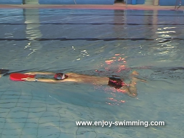Breaststroke Swimming – Breaststroke Kick Drills in the Water
