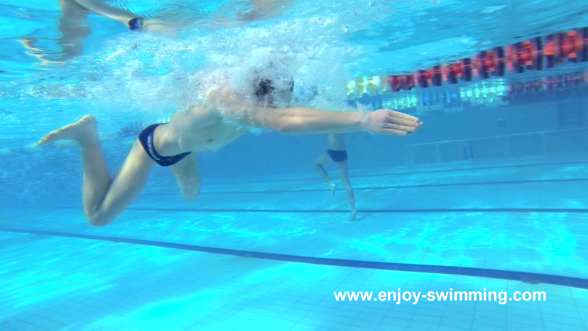 the different swimming strokes styles