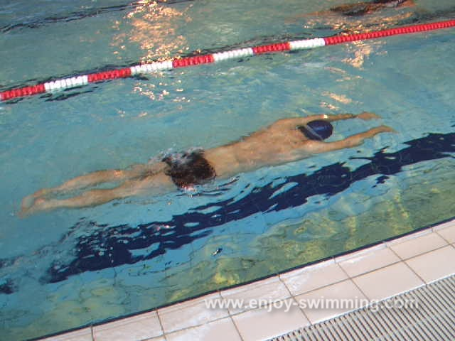 Learn to Swim Butterfly: Hand-Lead Body Dolphin Drill