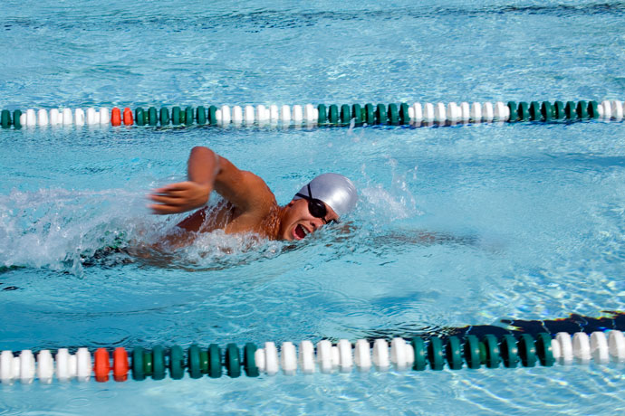 Freestyle Stroke – A Few Simple Tips