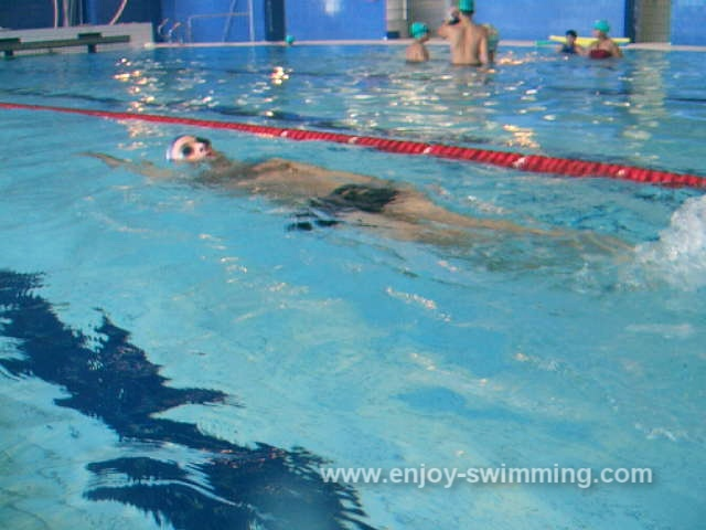 Front Crawl Swimming Drills – Slide and Glide