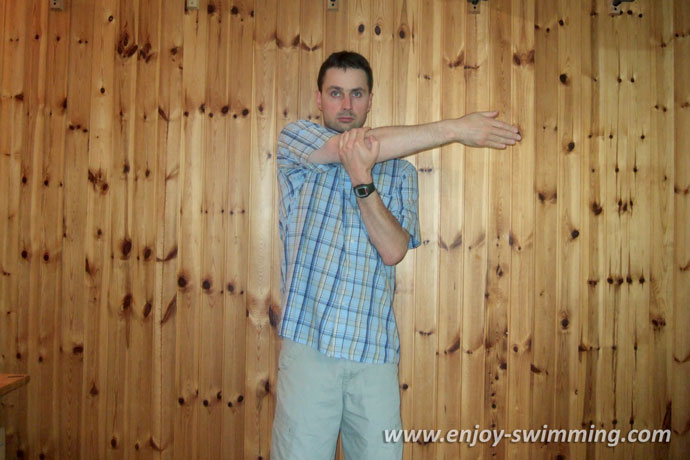 Rotator Cuff Stretches - Exercise #5